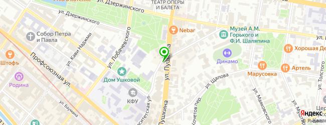 Копировально-сервисный центр СПК — схема проезда на карте