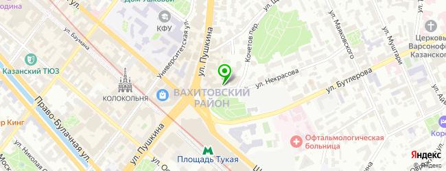 Многопрофильная фирма АйПиТех — схема проезда на карте
