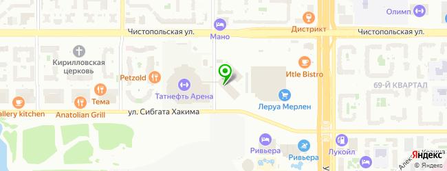 Сервисный центр 3000pro — схема проезда на карте