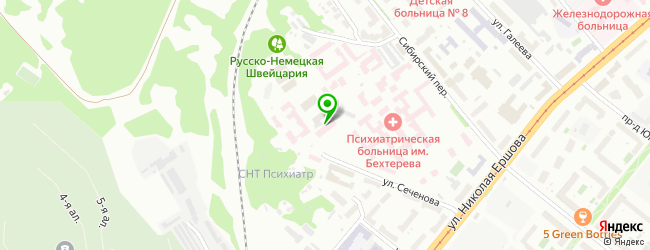 Торгово-сервисная компания АмсКом-Сервис — схема проезда на карте