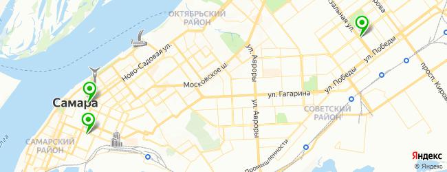 неврологический центр на карте Самары