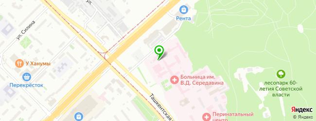 банк стволовых клеток на карте Самары