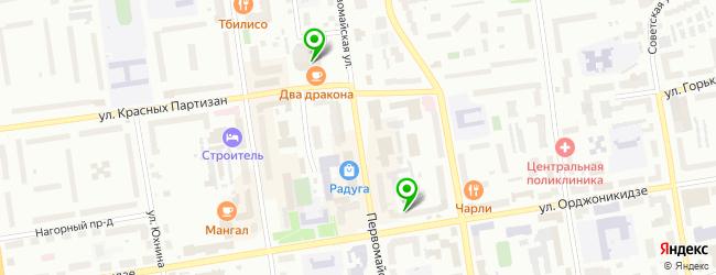 центр планирования семьи на карте Сыктывкара