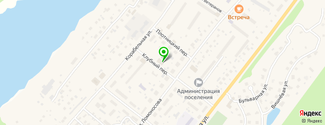 техникумы на карте Краснозатонского