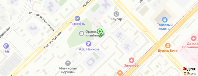 Компания Rus-Авто — схема проезда на карте