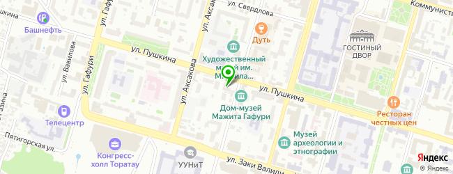 Таганка — схема проезда на карте