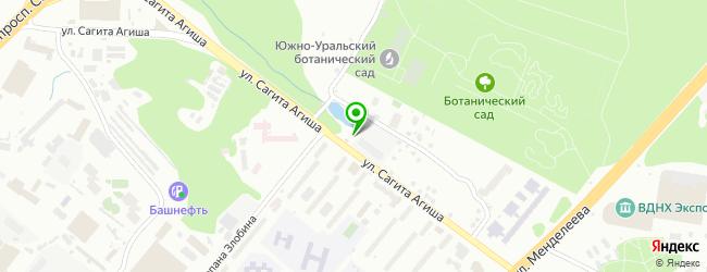 Магазин Автоэмали — схема проезда на карте