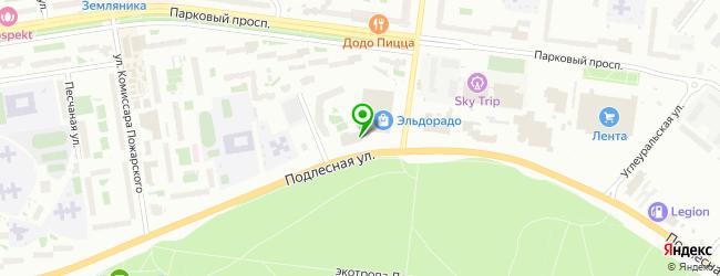Олми — схема проезда на карте