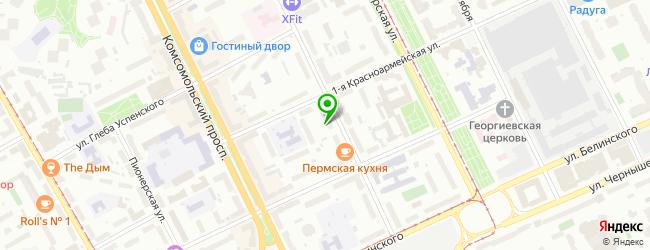 Автодок — схема проезда на карте