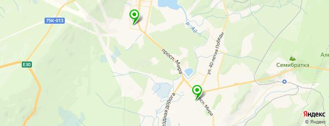 сервис кондиционеров на карте Златоуста