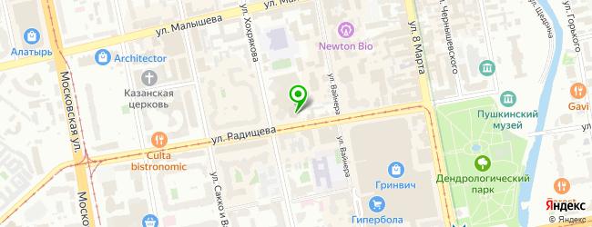Сервисный центр Apple Service — схема проезда на карте