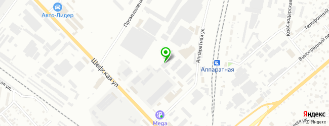 Интернет-магазин автозапчастей Информ-Авто — схема проезда на карте