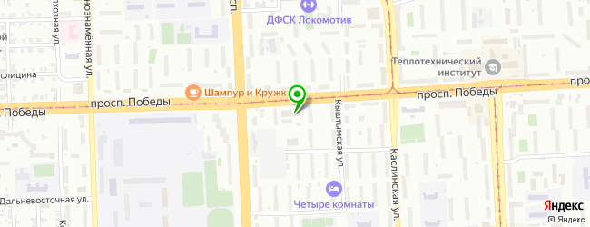 Ресторан Вяткинъ — схема проезда на карте