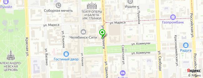 Ресторан Балкан-гриль — схема проезда на карте