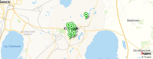 медицинский центр на карте Копейска
