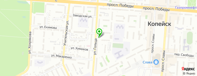 FixPrice — схема проезда на карте