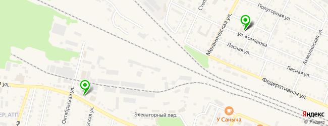 пиццерия на карте Заводоуковска