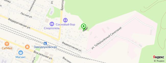 магазин автоэмалей на карте Заводоуковска