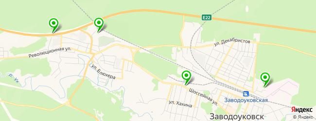 магазин шин и дисков на карте Заводоуковска