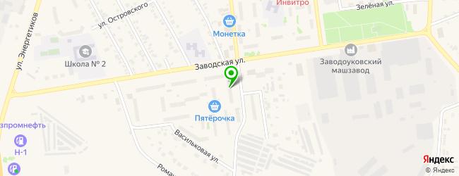 сервис скутеров на карте Заводоуковска