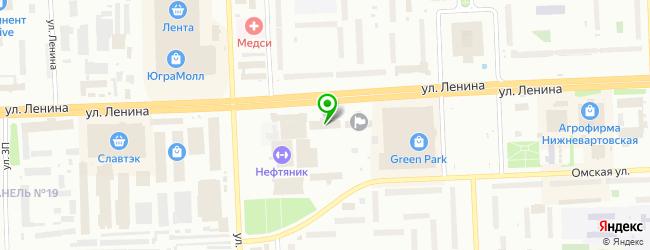 ООО Автохимснаб — схема проезда на карте