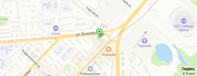 Мини-кофейня Бодрый день — схема проезда на карте