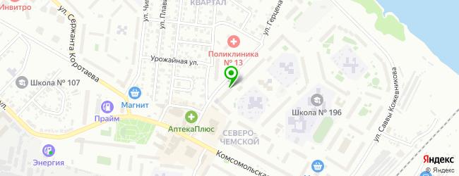 Библиотека им. М. Булгакова — схема проезда на карте
