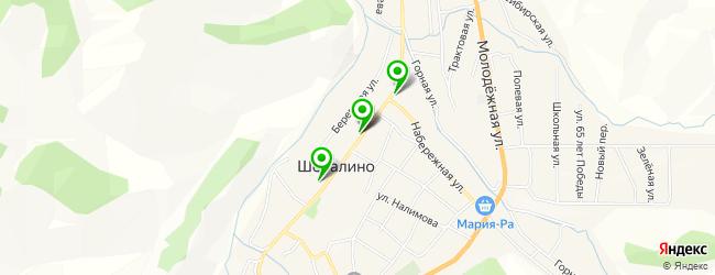 банк на карте Шебалино