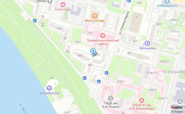 Городская клиническая больница им СП Боткина