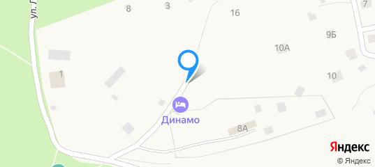 Лыжная база «Динамо»