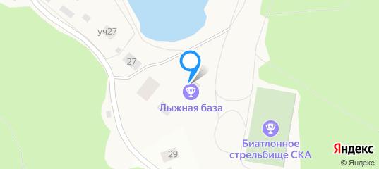 Биатлонный комплекс «ЦСКА»